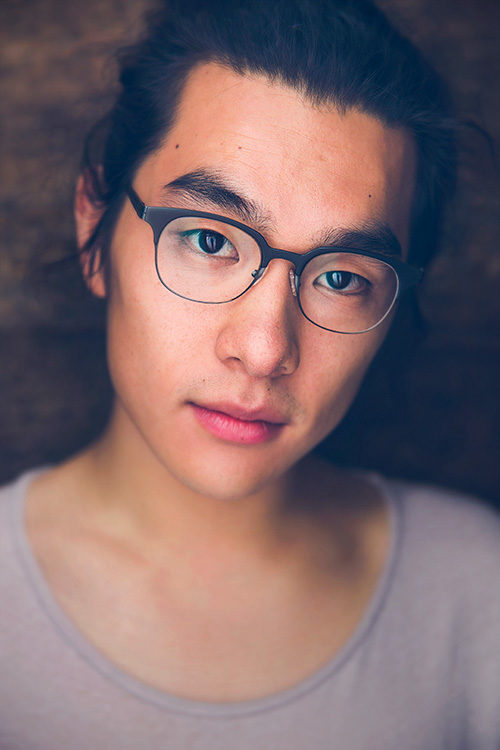 Francesco Chen: headshots, nyc