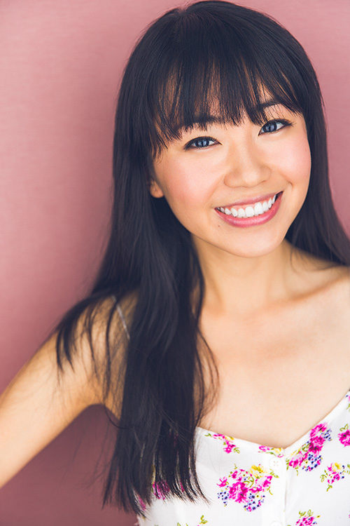 Kelsey Wang: headshots, nyc