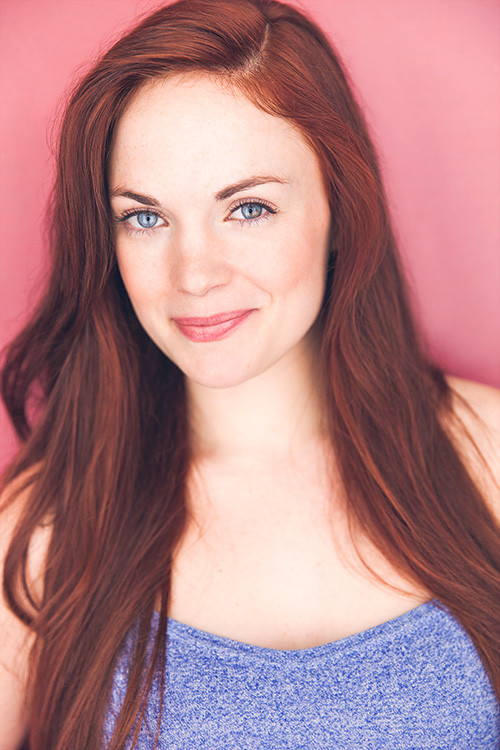 Airen DeLaMater: headshots nyc
