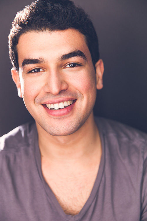 Ahmed Abdoul Kouddous: headshots nyc