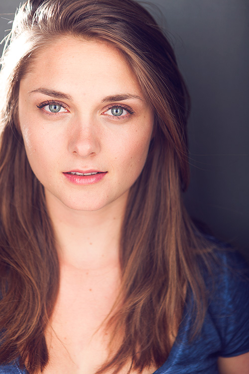 Hallie Haas: headshots, nyc